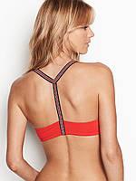 Комплект белья Victoria's Secret красный, фото 1