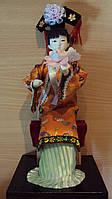 Кукла фарфоровая декоративная Гейша