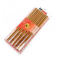 Бамбуковые палочки для суши (29х11х1,5 см)