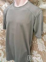 Быстросохнущая футболка Coolpass в расцветке олива, фото 1