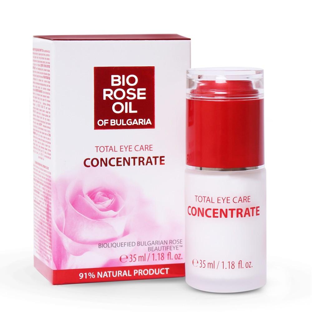 Концентрат уход для области вокруг глаз BIO Rose Oil of Bulgaria 35 мл