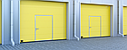 Промышленные секционные ворота DoorHan ISD01, фото 4