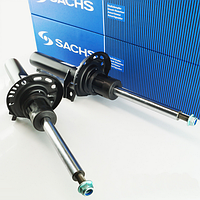 Передний Амортизатор Peugeot Expert Пежо Эксперт (1994 - 2007). SACHS / 1498412080