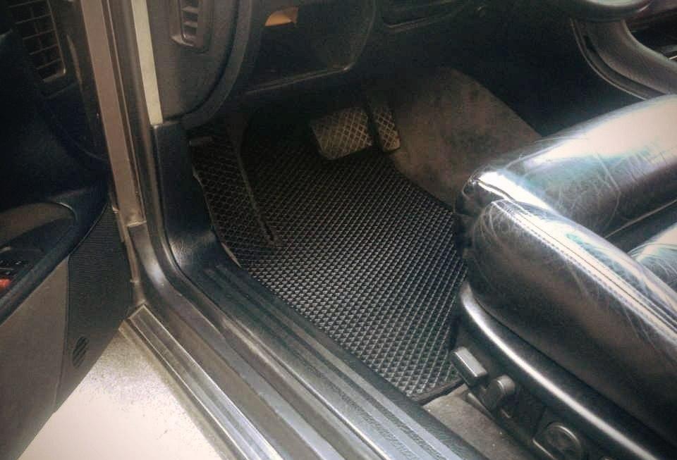 "Автоковрики ЭВА от ТМ ""EvaKovrik"" для Audi A8 D2 (1994-2002) салон"