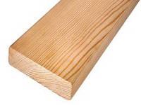Лежак деревянный для бани