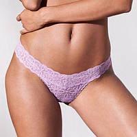 Кружевные  трусики-стринги Victoria's Secret, фото 1
