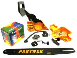 Запчасти, комплектующие и расходные материалы для бензопил partner 350,351,352 poulan2150