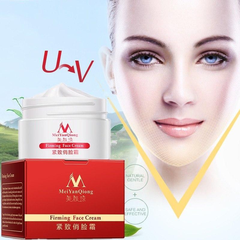 Крем для подтяжки и коррекции овала лица MeiYanQiong Firming  40ml