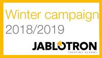 Новинки зимы 2018-2019 Jablotron 100+