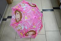 Зонт детский микс для малышей девчачий К-1