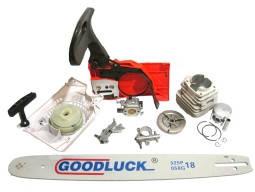 Запчасти на бензопилы Good Luck 3800/4500/5200