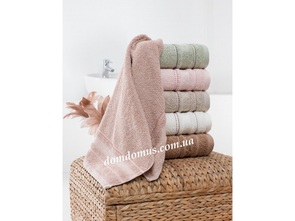 "Махровое полотенце ""Nita"" 70*140 Philippus 6 шт./уп, Турция"