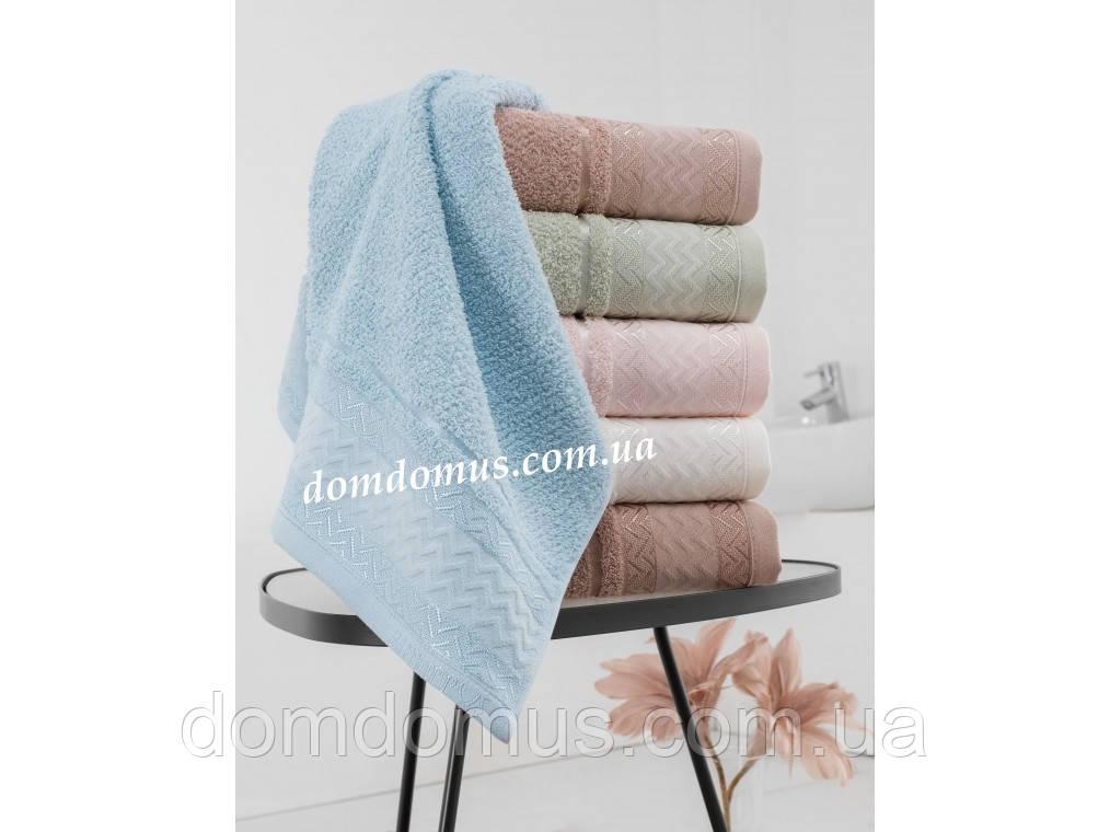 """Махровое полотенце """"Miriya"""" 70*140 см,  Philippus 6 шт./уп, Турция"""