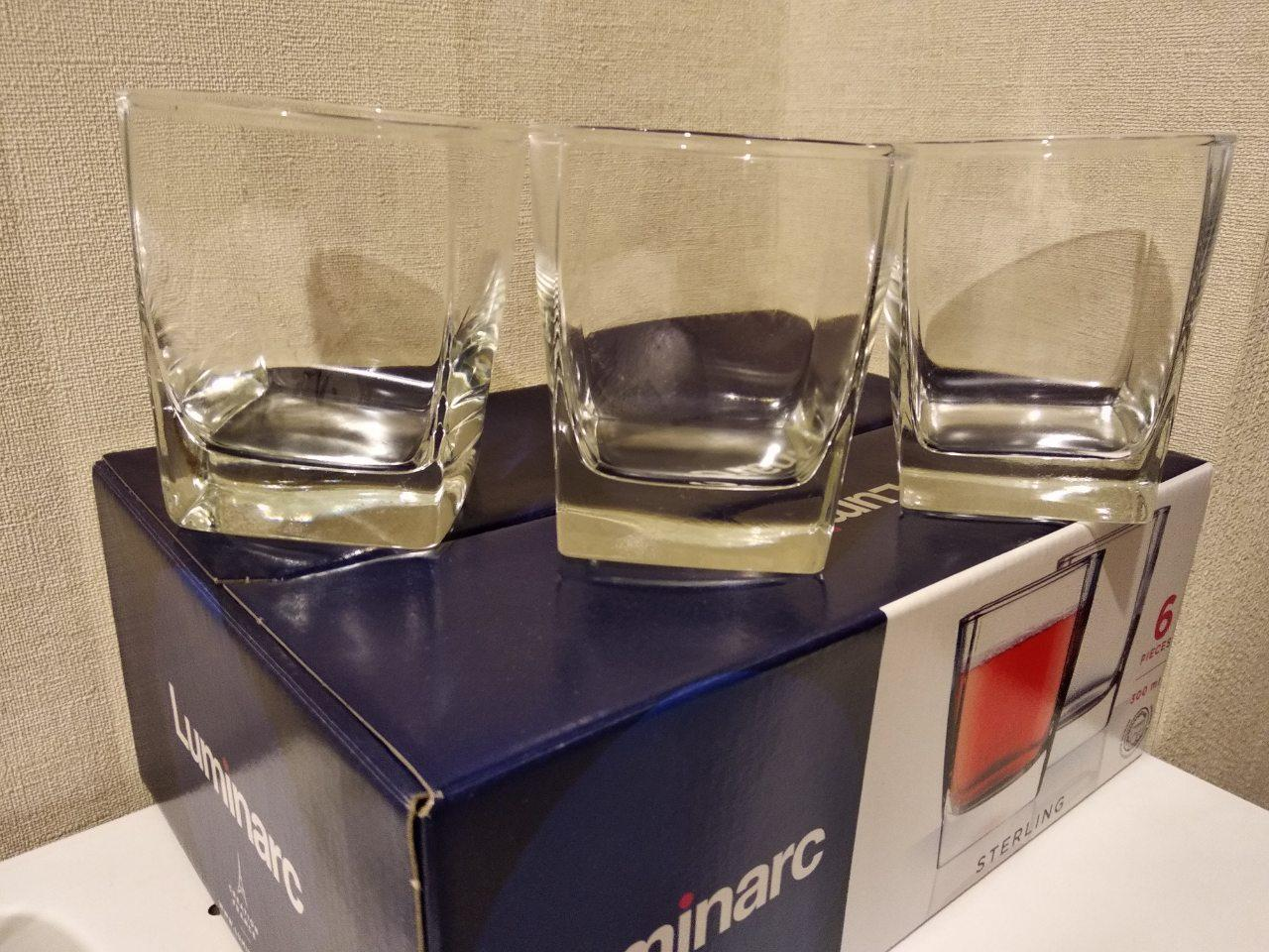 Sterling Набор стаканов низких 300 мл - 6 шт Luminarc H7669