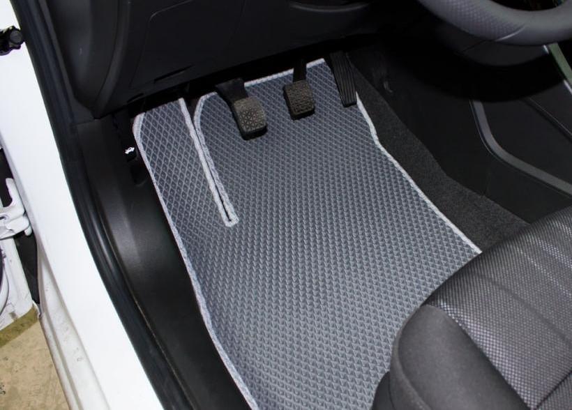 Автоковрики для Chevrolet Aveo t 300-350 (2011+) eva коврики от ТМ EvaKovrik