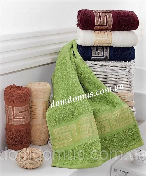 """Махровые полотенца """"Carmin"""" 70*140 см, Philippus 6 шт./уп, Турция"""