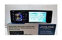 "Автомагнитола Alpine 3027 (LCD 3,6""★USB★SD★FM★AUX★ГАРАНТИЯ★ПУЛЬТ), алпайн 3027"