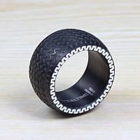 Кольцо мужское Покрышка (сталь)