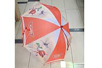 Зонт детский трость Самолетики 2022