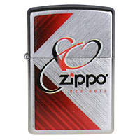 Зажигалка 80-th ANNIVERSARY HERRINGBONE SWEEP Zippo (28192)