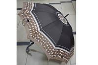 Зонт трость ассорти механика FL03