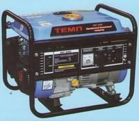 Бензиновый генератор однофазный Темп ОБГ-2500