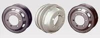 Грузовые диски 6.00 x 17.5 (6 отв. ) 161мм Lemmerz конусные отв