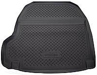Коврик в багажник для Cadillac СТS SD (07-) полиуретановый NPL-P-10-15 Код:250156359