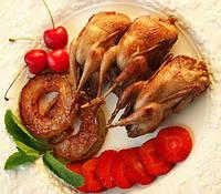 Охлажденное перепелиное мясо