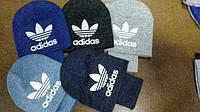 Комплект шапка и снуд 52-54 размер.