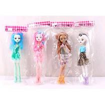 Кукла Monster High 28см 1006 4в.кул.