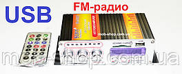 Усилитель звука Sony VA-502R USB+SD+FM радио MP3