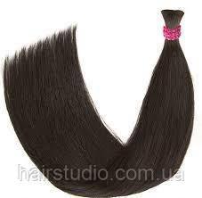 Волосы славянка Горький-шоколад #2 длинна  60 см