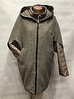 Женская куртка весна/осень 44 46 48 50 52 54