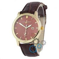 Мужские наручные часы (копия) Ulysse Nardin 7141 Brown/Gold/Brown