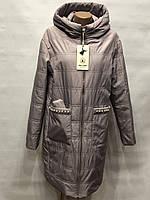 Женская куртка весна/осень  44 46 48 50 52