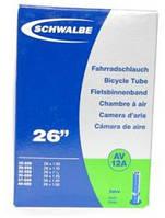 """Камера 26"""" (18/25x559/571) Schwalbe AV11A 40мм EK AGV"""