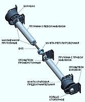 Пружинный механизм для секционных ворот DoorHan