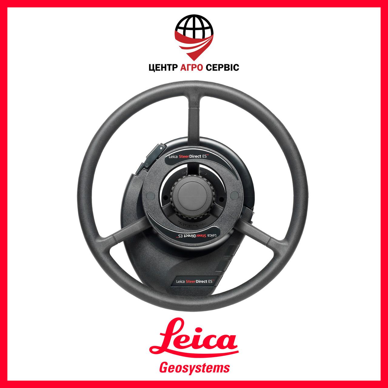 Автопилот Leica SteerDirect с подключением в CAN-шину (система электрического автоматического управления)