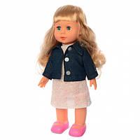 Кукла Даринка ходит и разговаривает M 3882-1 UA