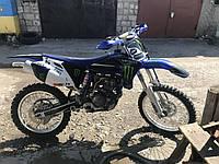 Мотоцикл Yamaha yz250f 2004 года мото крос , фото 1