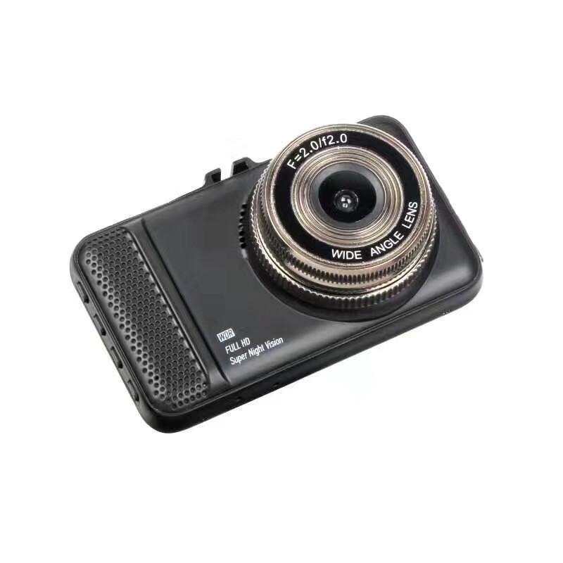 Відеореєстратор стандартний T659 Titan 2 камери FullHd автомобільний реєстратор 3