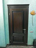 Двери из массива ясеня,дуба,ольхи,сосны от производителя в Харькове