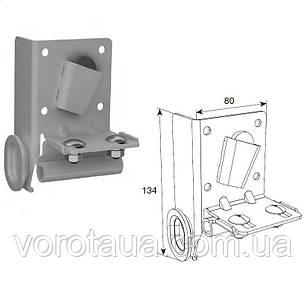 Нижний угловой кронштейн DH25247 для секционных ворот DoorHan