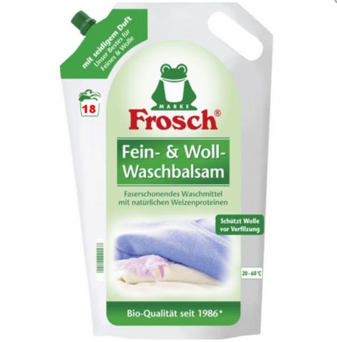 Frosch гель для стирки шерстяных и деликатных тканей 1.8 л - 18 стирок
