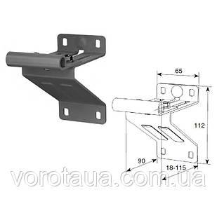 Верхние кронштейны для роликов N25008 секционных ворот DoorHan