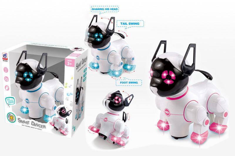 Робот-Кошка Smart Dancer 8201 свет, звук