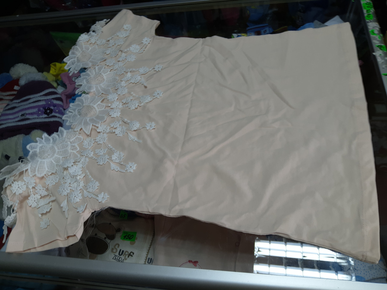 Женская нарядная футболка размер 42 44 46