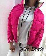 Куртка женская демисезонная (мод. 1386), фото 1