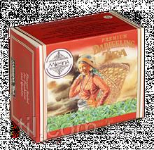 Черный чай Дарджилинг 100г (50*2г)